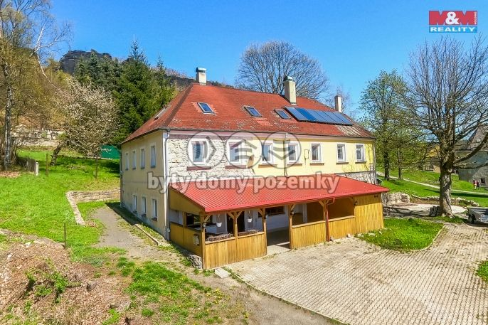Prodej, Rodinný dům, 1335 m², Tisá