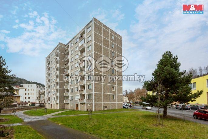 Prodej, Byt 4+1, 78 m², Kraslice, Hradební