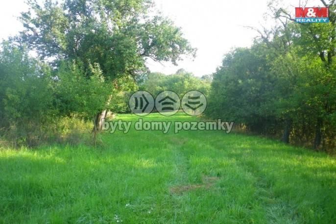 Prodej, Zahrada, 2361 m², Kňovice