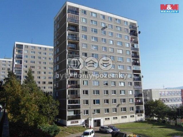 Pronájem, Byt 1+1, 34 m², Ústí nad Labem, Šrámkova