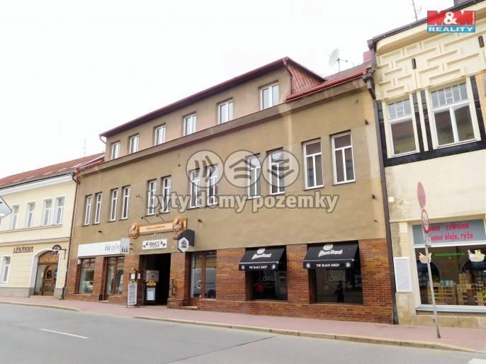 Pronájem, Restaurace, stravování, 319 m², Pelhřimov