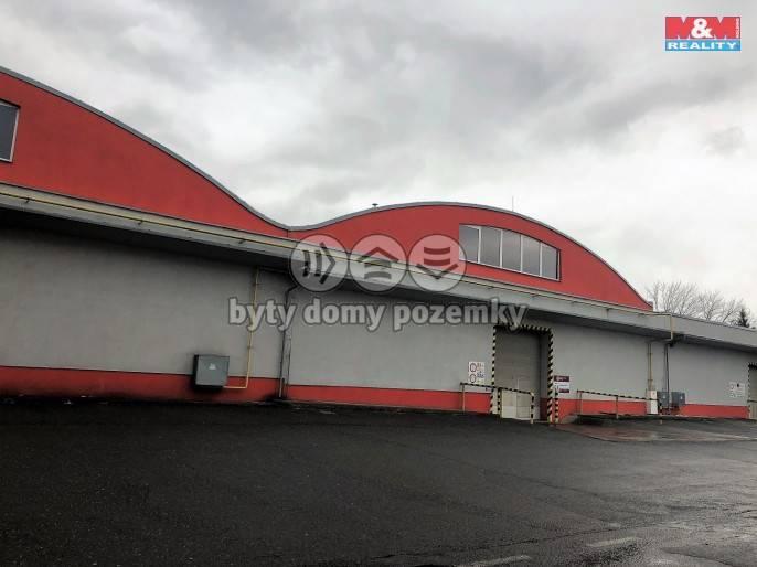 Pronájem, Výrobní objekt, 1800 m², Ostrava, Martinovská