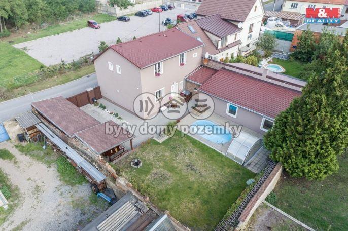 Prodej rodinného domu, 240 m2, Kladno, ul. Nad