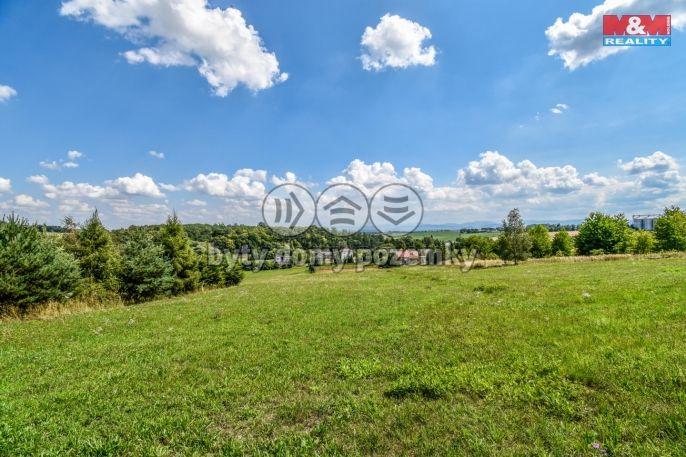 Prodej pozemku k bydlení, 1051 m², Bílovec