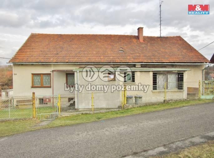 Prodej, rodinný dům, 184 m², Závišice