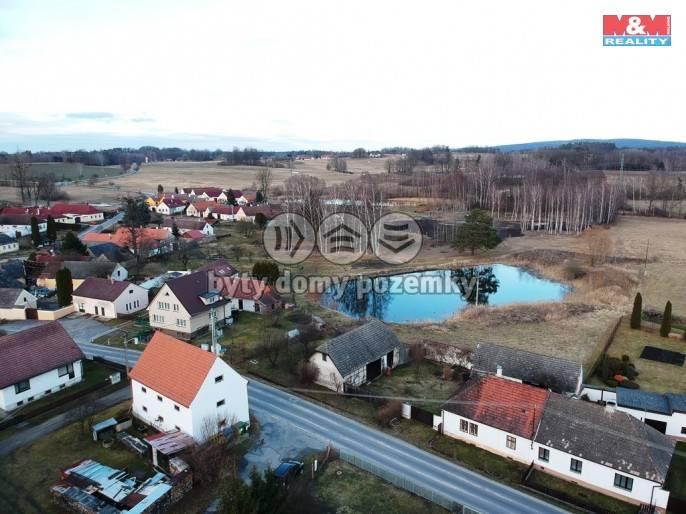 Prodej, Rodinný dům, 1138 m², Chlum u Třeboně