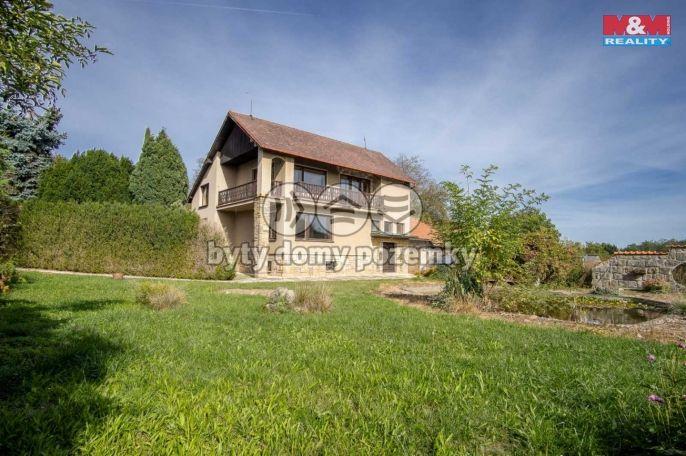 Prodej, Rodinný dům, 8016 m², Mělnické Vtelno, Vrutická