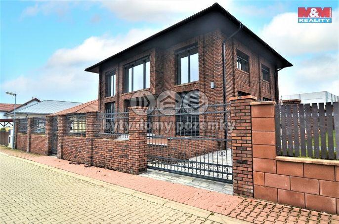 Prodej, Rodinný dům, 190 m², Dobrovíz, Nad Roklí