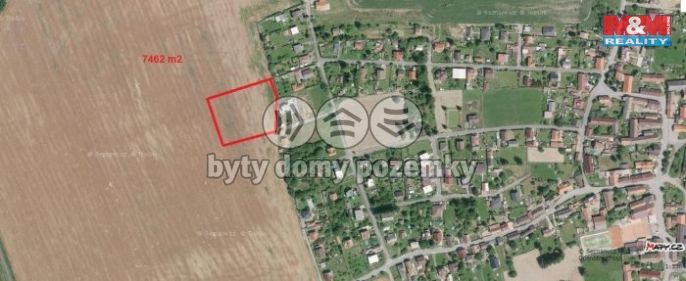 Prodej, pole, 7462 m2, Šťáhlavy - Šťáhlavice