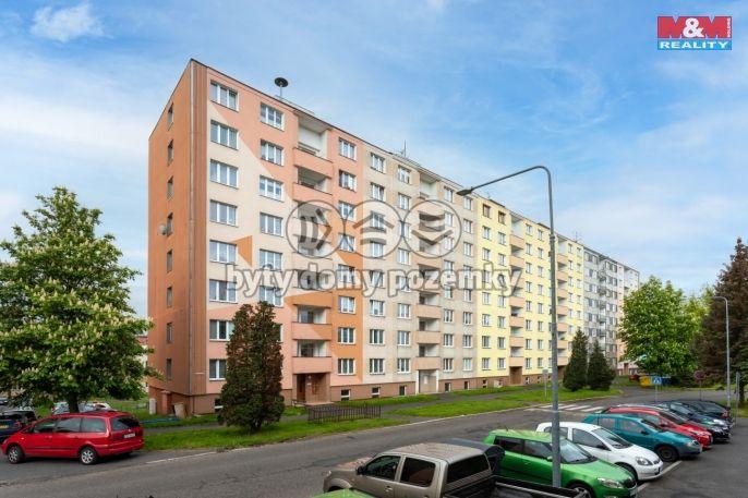 Prodej, Byt 3+1, 66 m², Sokolov, Švabinského