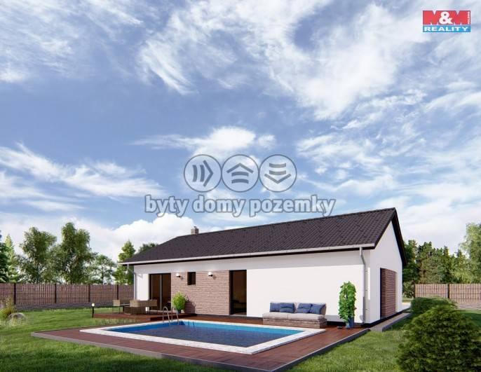 Prodej, Rodinný dům, 1463 m², Doksy