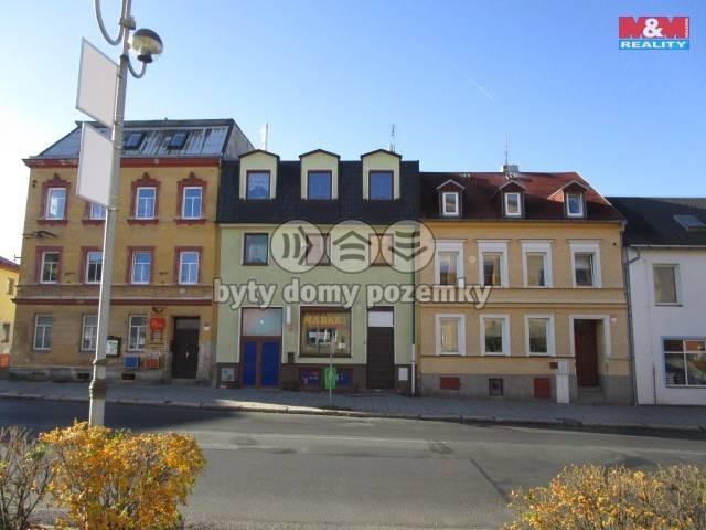Prodej, rodinný dům, 104 m2, Aš, ul. Hlavní
