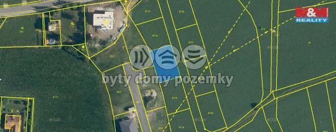 Prodej, Pozemek k bydlení, 643 m², Břasy