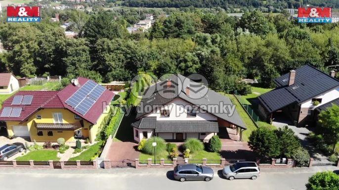 Prodej rodinného domu, 301 m², Odry, ul. Nad