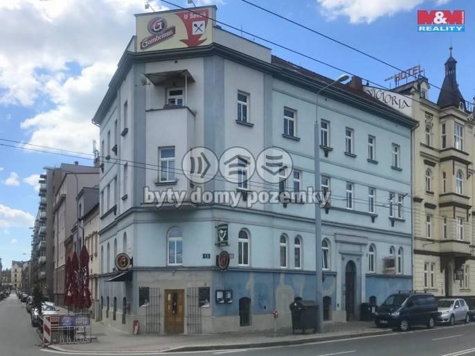 Pronájem, Byt 3+kk, 90 m², Plzeň, Borská