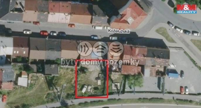 Pronájem, Stavební parcela, 221 m², Plzeň