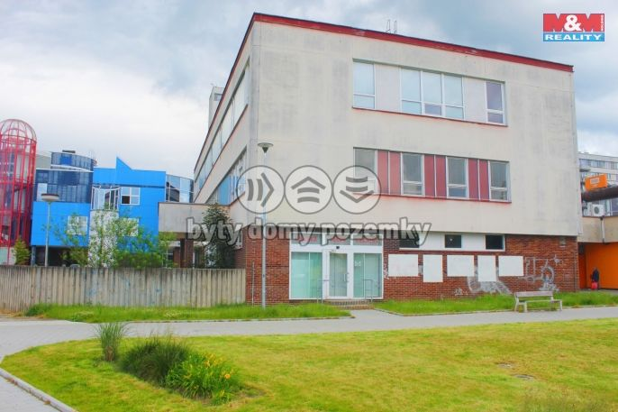 Pronájem, Obchod a služby, 75 m², Tábor, Světlogorská