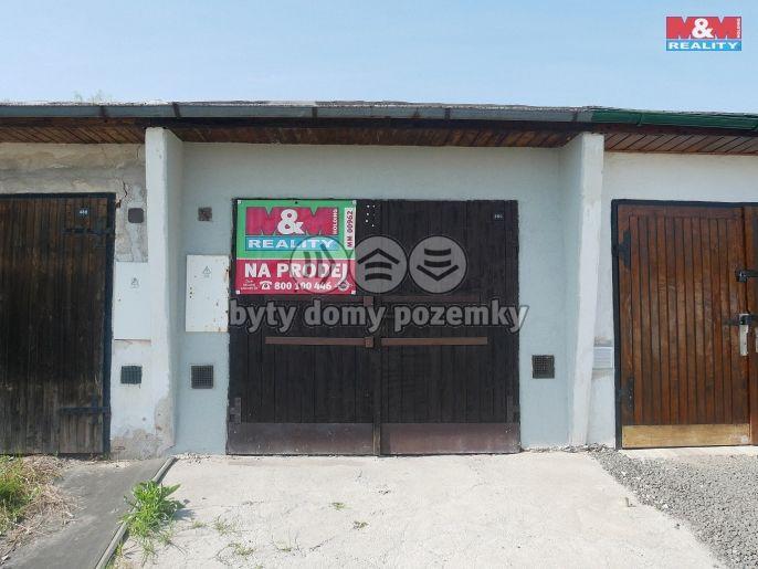 Prodej, Garáž, 21 m², Chodov, Vančurova