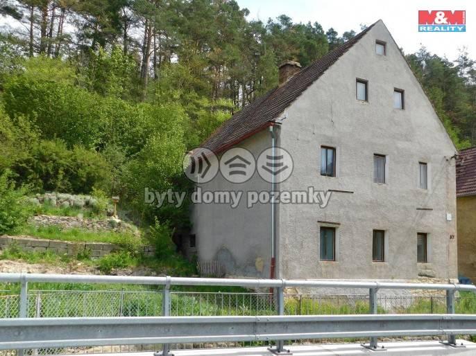 Prodej, Rodinný dům, 486 m², Úštěk