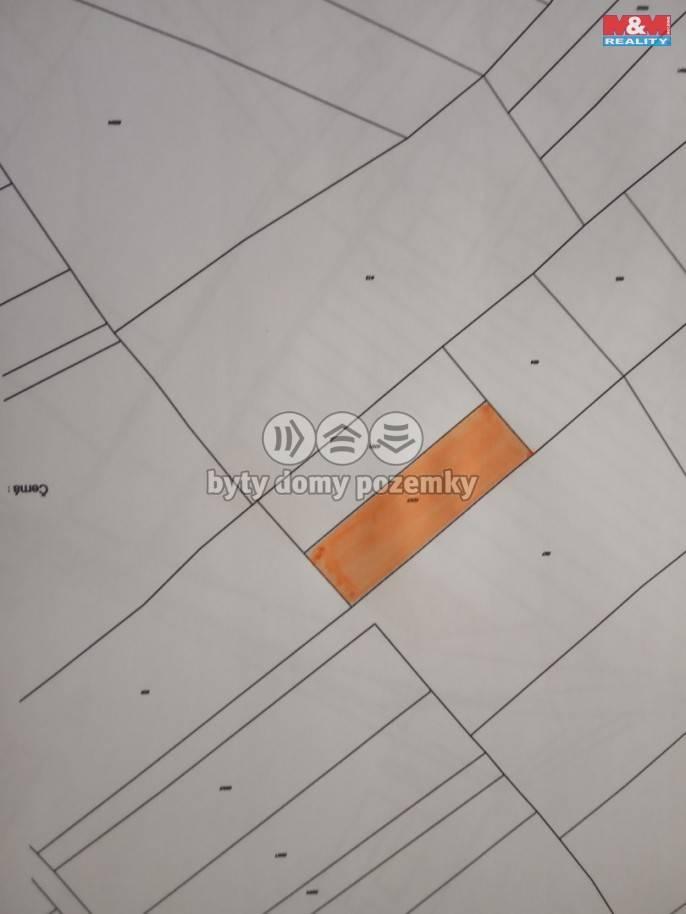 Prodej, Pole, 4115 m², Záryby
