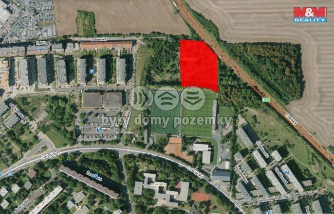 Prodej, Pozemek k bydlení, 10310 m², Praha, Desenská