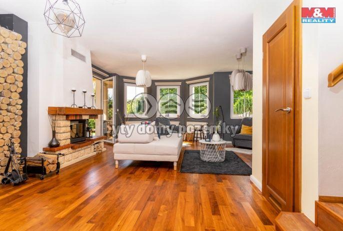 Prodej, Rodinný dům, 1053 m², Hostivice, Cedrová