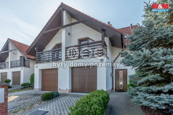 Prodej, Rodinný dům, 263 m², Plzeň, Jeřabinová