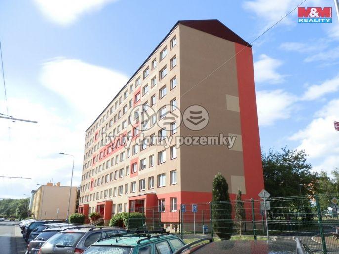 Prodej, Byt 1+kk, 33 m², Teplice, Prosetická