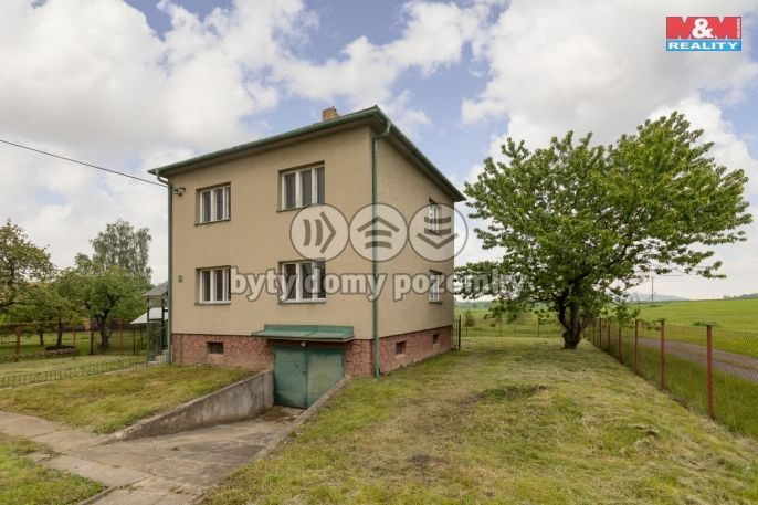 Prodej, Rodinný dům, 1385 m², Janovice