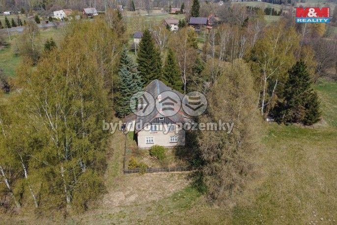 Prodej, Rodinný dům, 3456 m², Rybniště