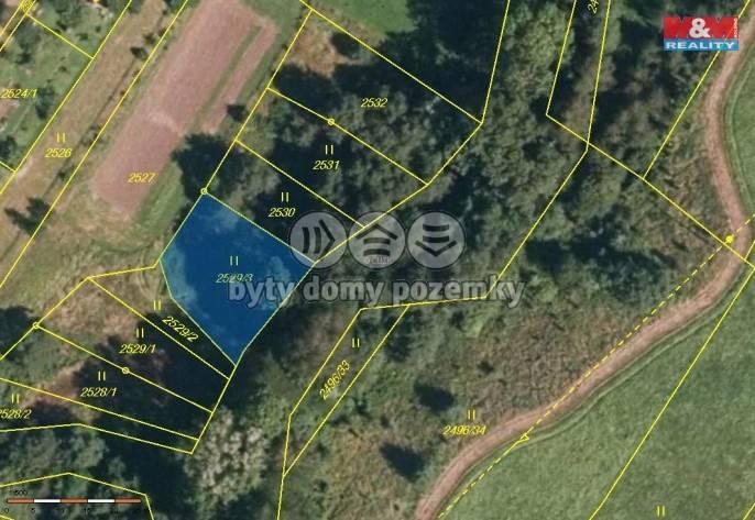 Prodej, pozemek, 495 m2, Jablunkov