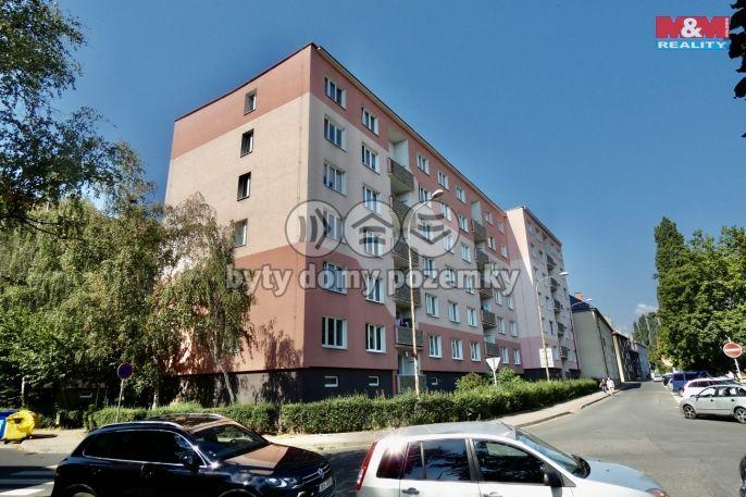 Prodej, Byt 2+1, 66 m², Chomutov, Partyzánská