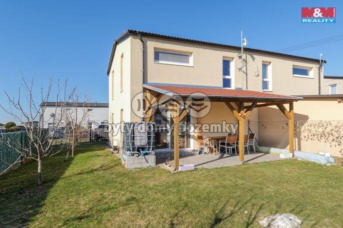 Prodej, Rodinný dům, 92 m², Veleň, Větrná