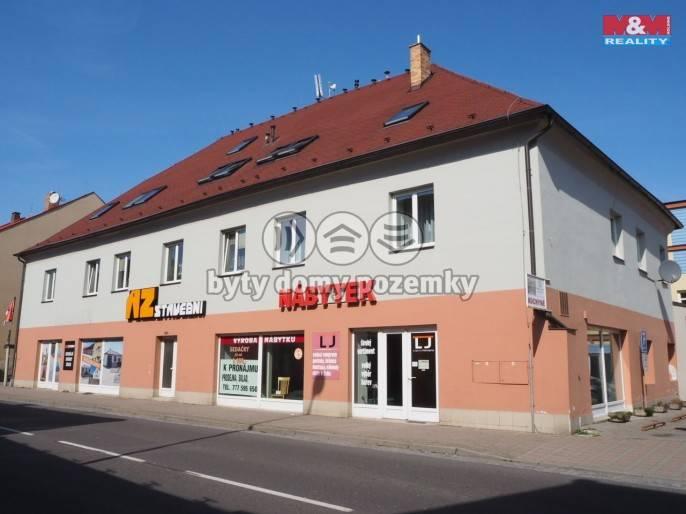 Pronájem, Obchodní objekt, 65 m², Heřmanův Městec, Čáslavská