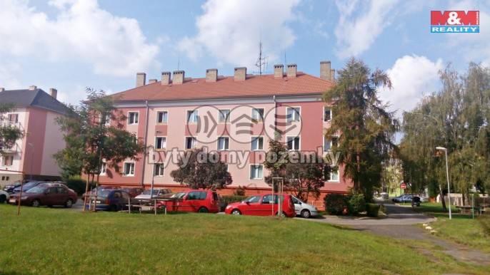 Pronájem, Byt 1+1, 30 m², Lovosice, Terezínská