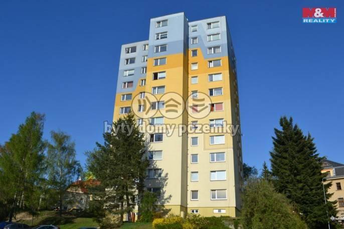 Prodej, Byt 1+1, 42 m², Jablonec nad Nisou, 28. října