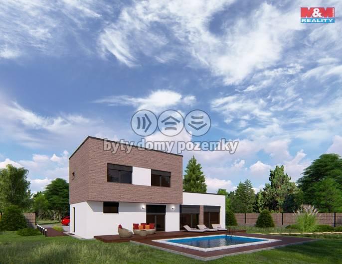 Prodej, rodinný dům 4+kk, 1315 m², Plzeň, ul. U Lesa