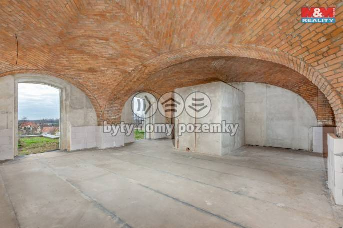 Prodej, Rodinný dům, 394 m², Dubany