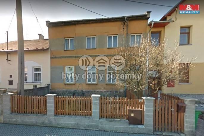 Prodej, rodinný dům, 502 m², Krnov, ul. Chomýžská