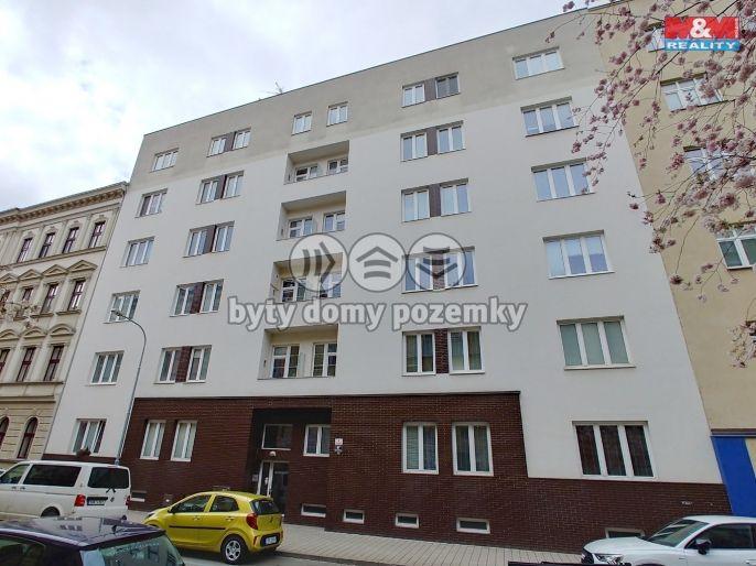 Prodej, Byt 1+1, 43 m², Brno, Bezručova