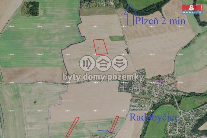 Prodej, Pole, 35569 m², Plzeň