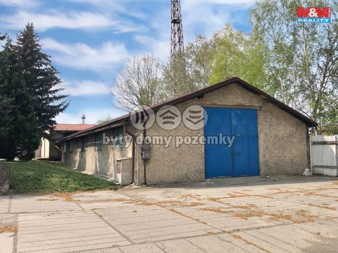 Pronájem, Sklad, 460 m², Kladno, Wolkerova