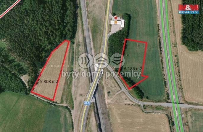 Prodej, Pole, 11994 m², Chotoviny