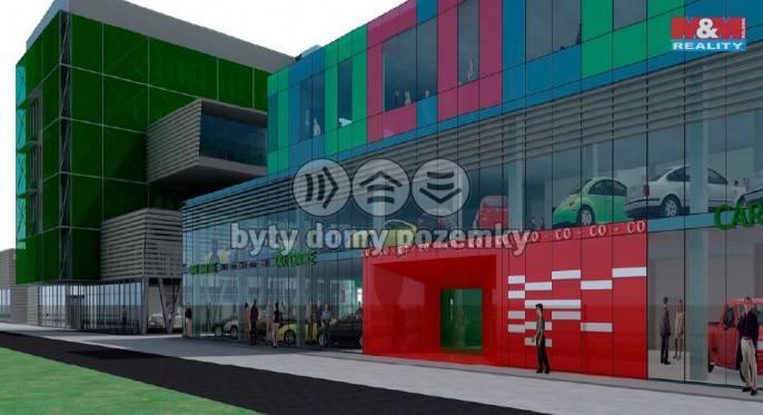 Prodej, Provozní plocha, 35158 m², Bystřice