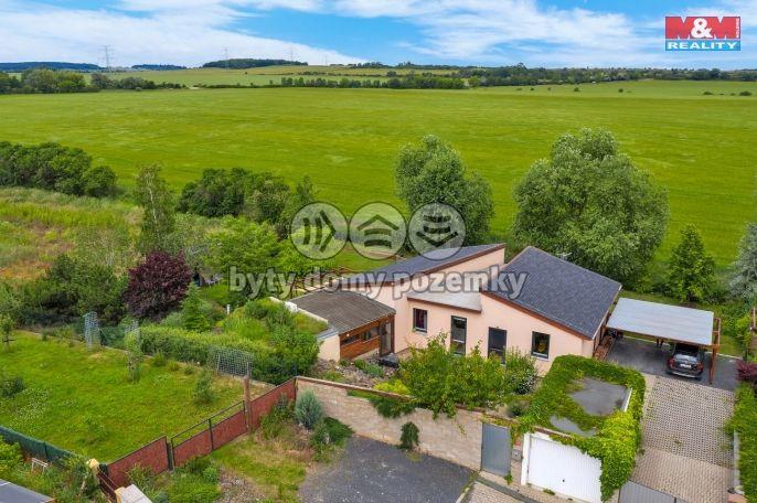 Prodej, Rodinný dům, 1090 m², Zlonín