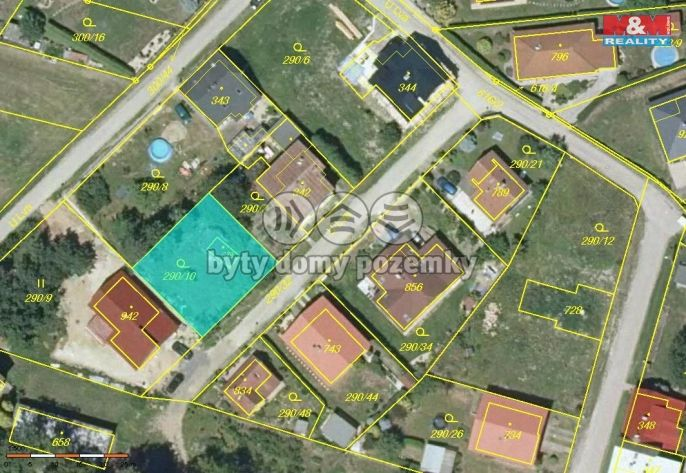 Prodej, Pozemek k bydlení, 444 m², Lázně Bělohrad, U Lva