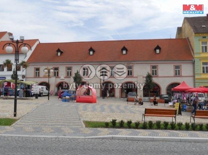 Prodej, Obchod a služby, 1785 m², Bechyně, nám. T. G. Masaryka