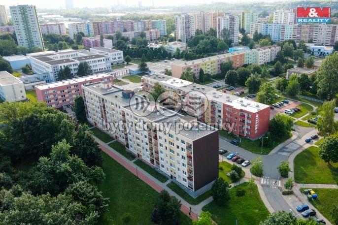 Prodej, Byt 3+1, 70 m², Ostrava, Oskara Motyky