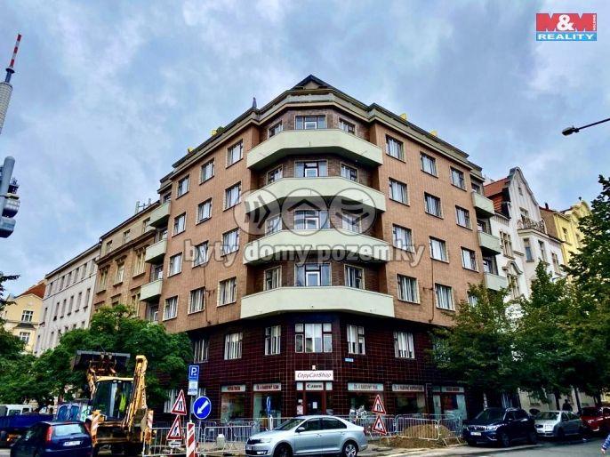 Prodej, Byt 3+1, 82 m², Praha, Lucemburská