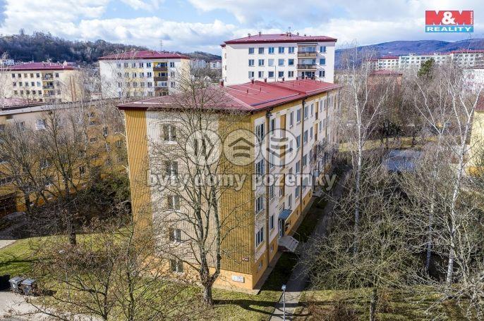 Prodej, Byt 2+1, 52 m², Ústí nad Labem, Kosmonautů